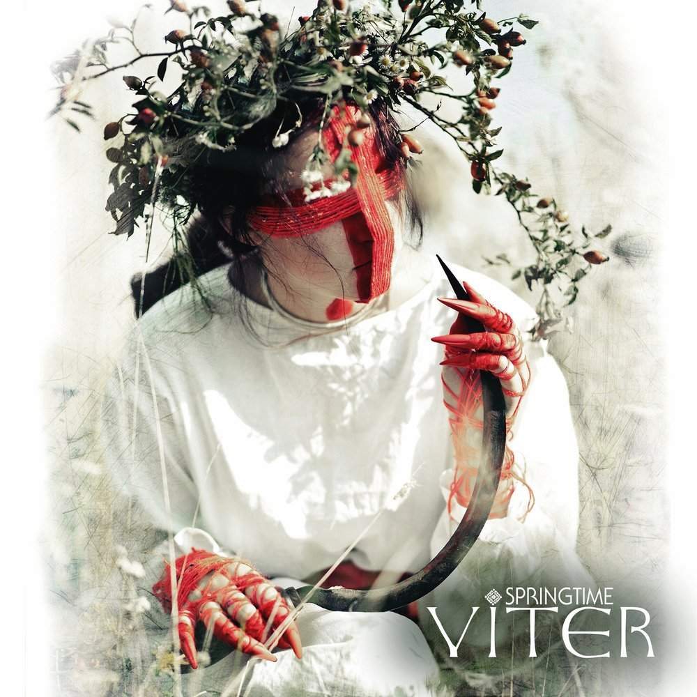 VITER Springtime CD cover